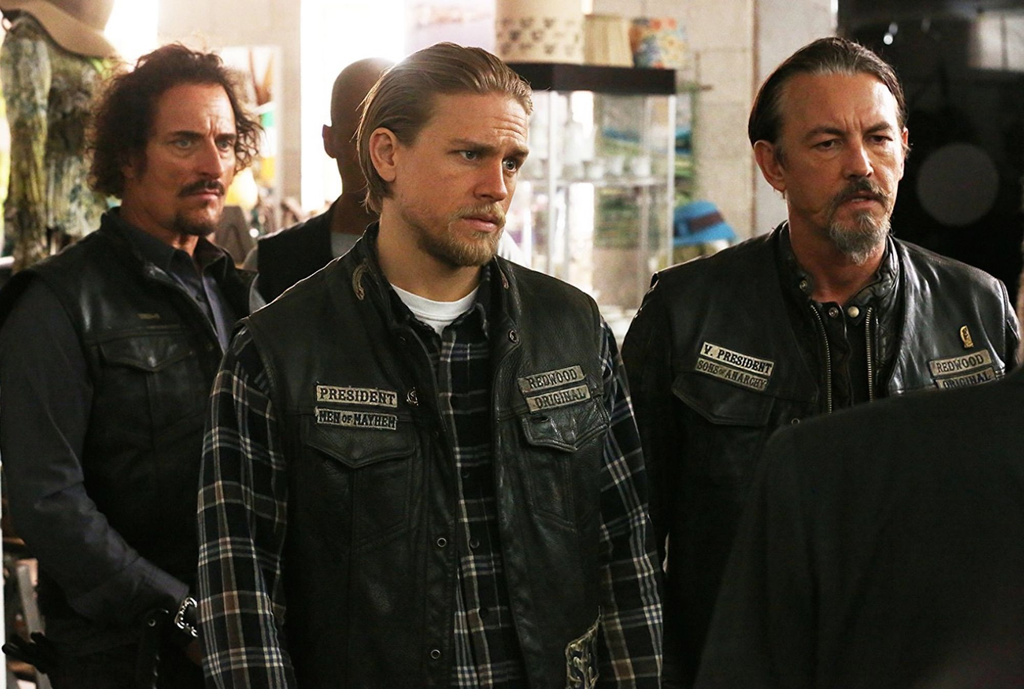 Anarchy Nation Pictures 10 wild facts about sons of anarchy | mental floss