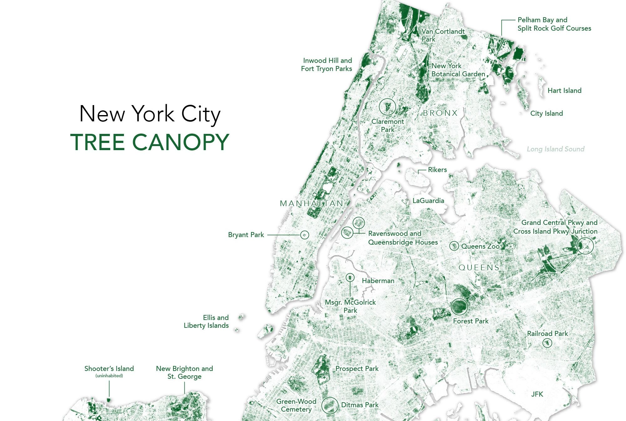 This Map Shows All the Trees in New York City | Mental Floss Show Map Of New York on show map of pakistan, show map of south jersey, show map of dutchess county, show map of western pennsylvania, show map of orlando, show map of mount everest, show map of district of columbia, show map of the west coast, show map of northern florida, show map of manhattan ny, show map of caribbean sea, show map of boston area, show map of mich, show map of hudson river, show map of charlotte, show map of eastern time zone, show map ohio, show map of fiji, show map of omaha, show map of calif,