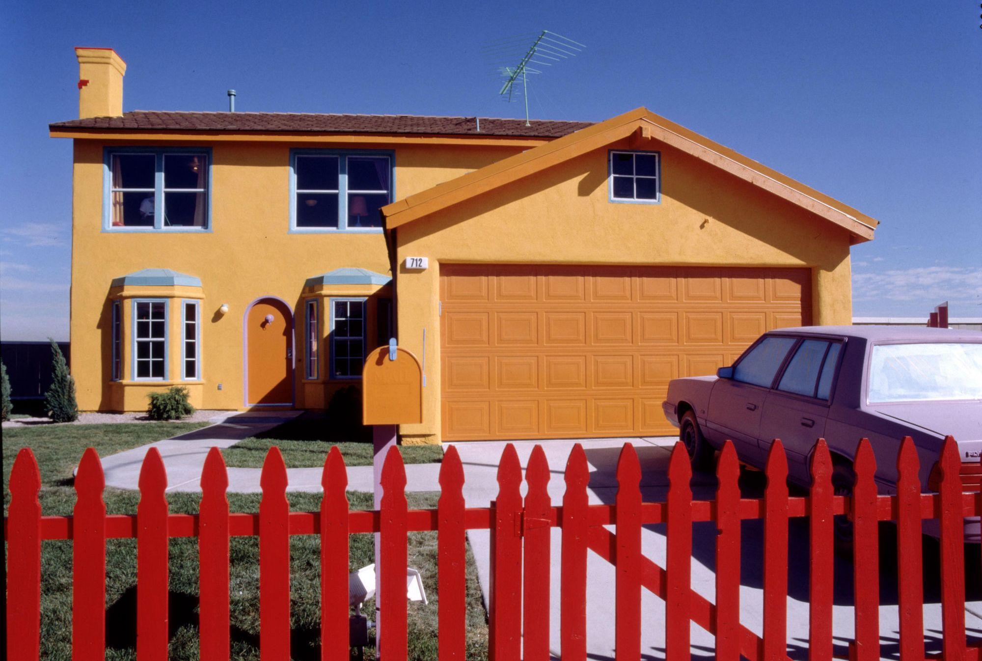 Home Sweet Homer: The Strange Saga of the Real-Life <em>Simpsons</em> House in Nevada