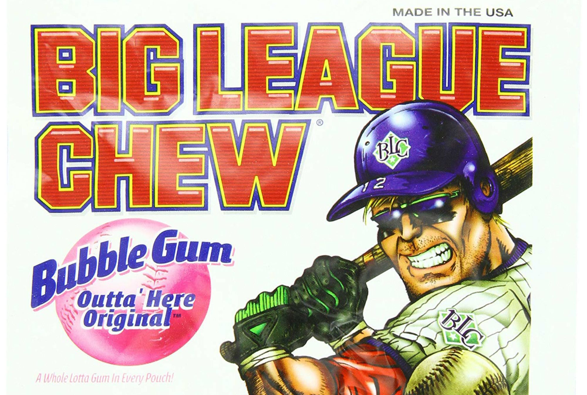 Spit Take: The Story of Big League Chew | Mental Floss