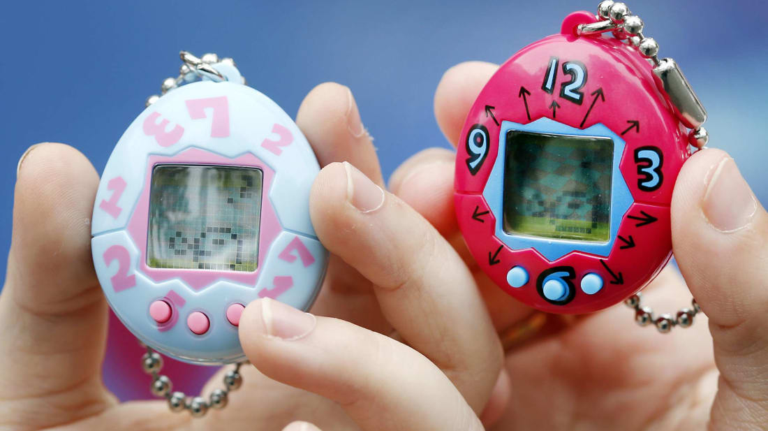 Tamagotchi is the toy that launched a thousand digital pet competitors.