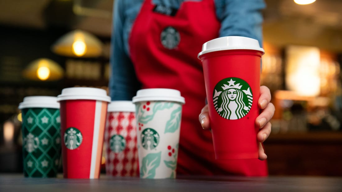 Starbucks Is Giving Away Reusable Cups All Day Today Here S