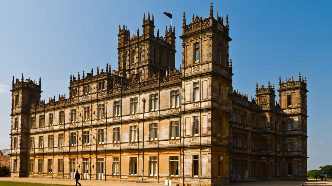From Downton Abbey to Friends: How Much Your Favorite TV Homes Would Cost In Real Life