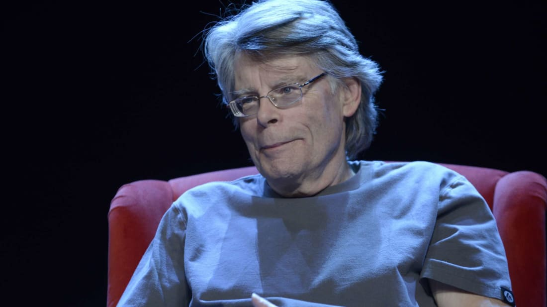 It's no surprise Stephen King is one of the world's richest authors.
