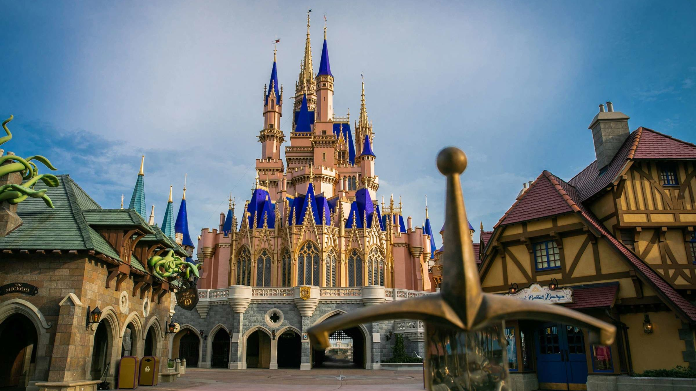 The Surprising Reason Why There Are No Mirrors in Most Disney World Bathrooms