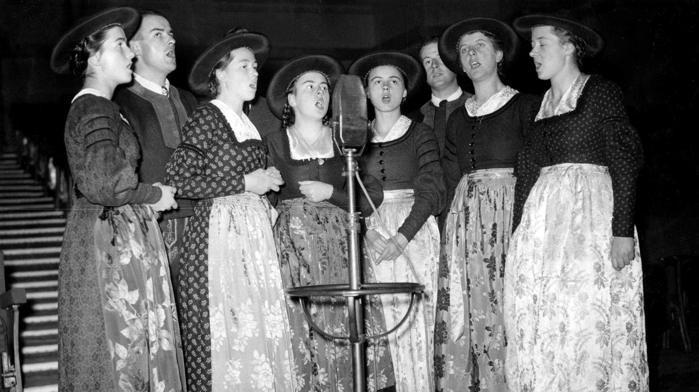 The Real History Behind The Sound of Music
