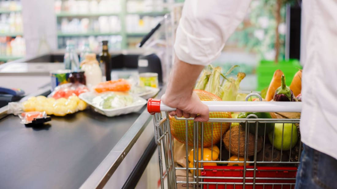 Grocery stores are taking extra safety precautions in the wake of the coronavirus pandemic.