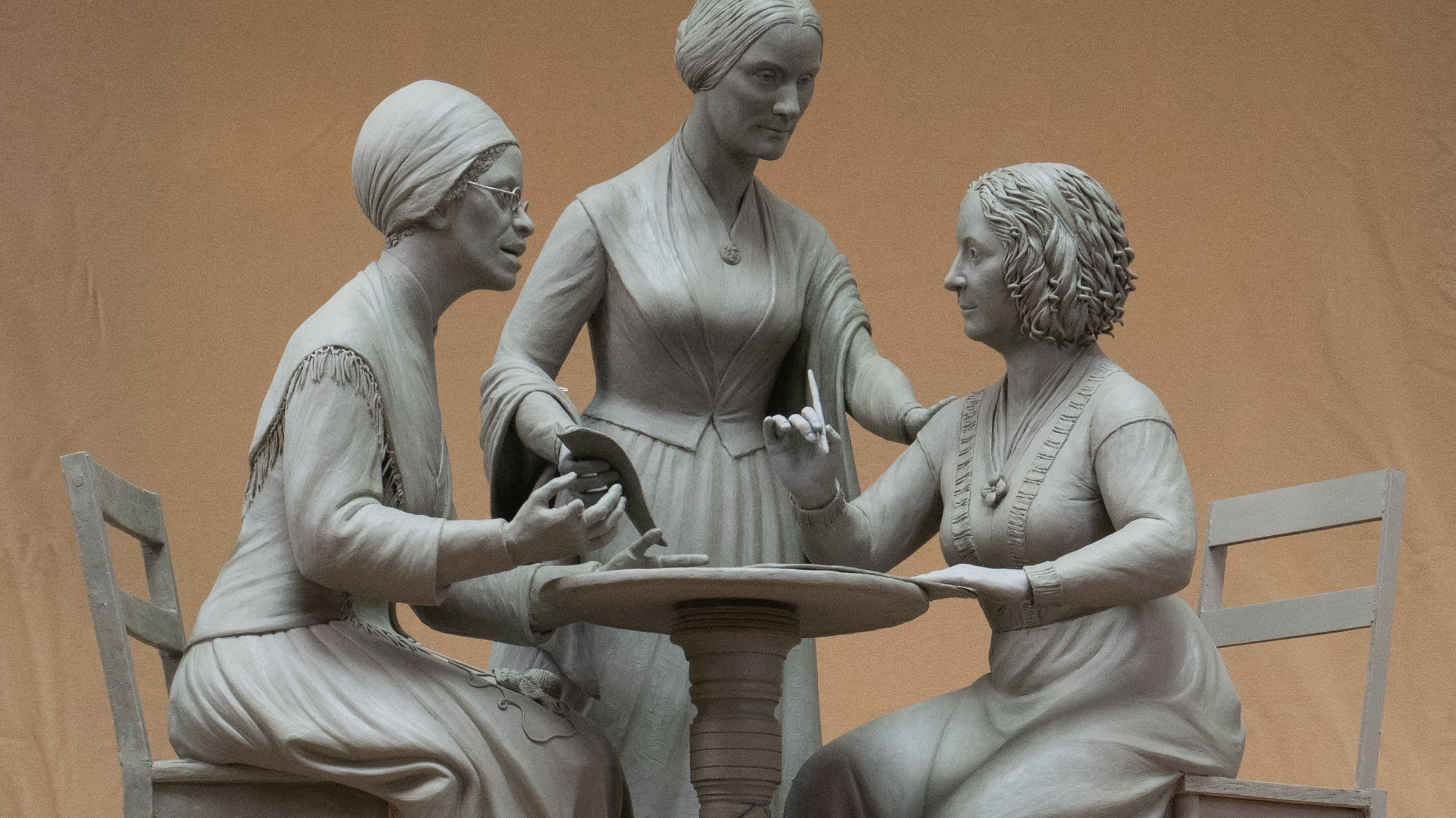 Female Suffragettes Memorial Will Mark Central Park's First Statues of Women In History