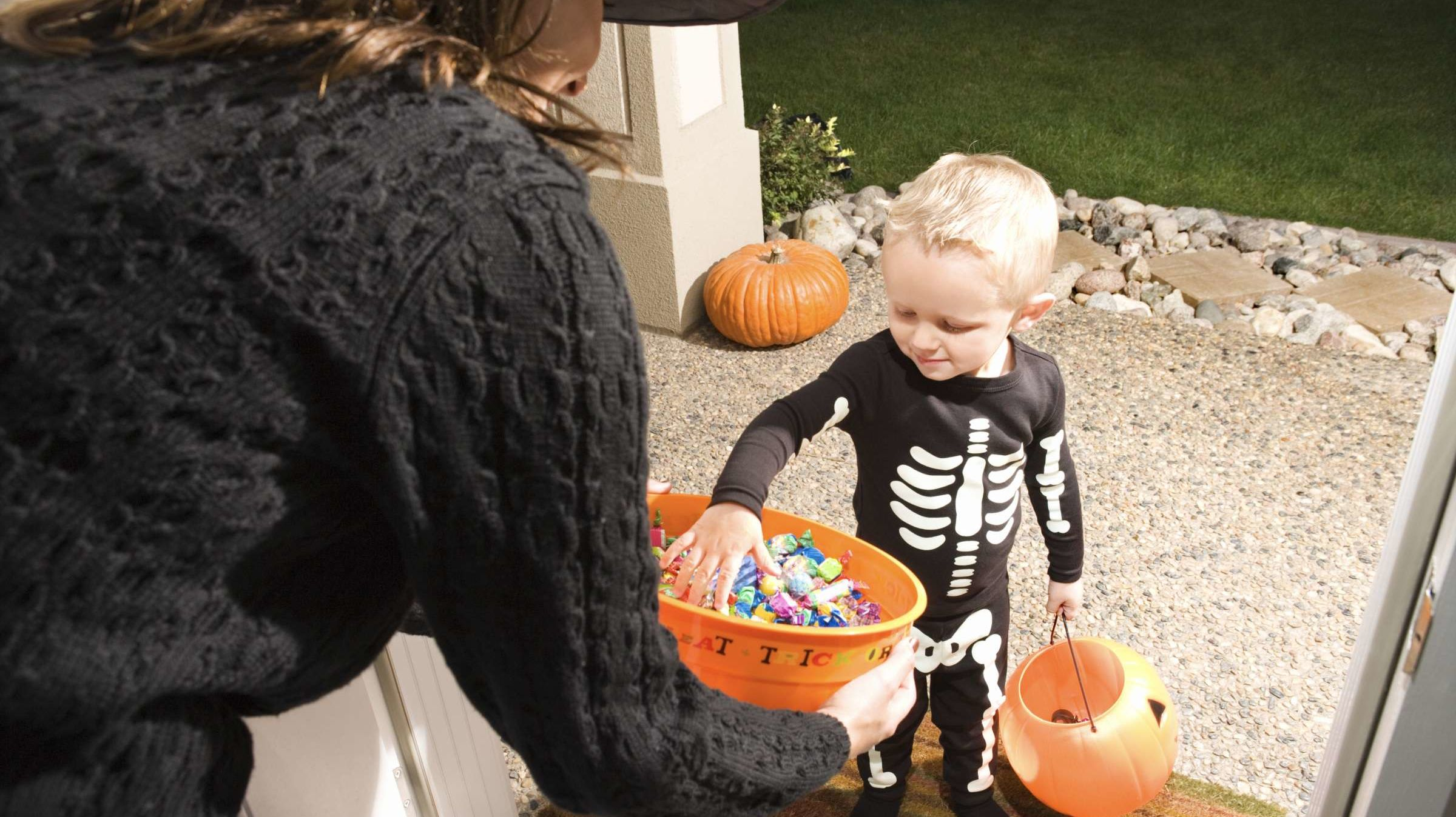 Why Do We Eat Candy on Halloween?