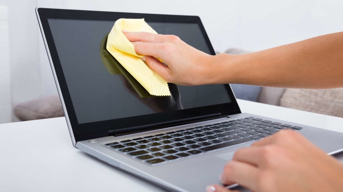 As long as you're careful, cleaning your laptop can be an easy DIY project.
