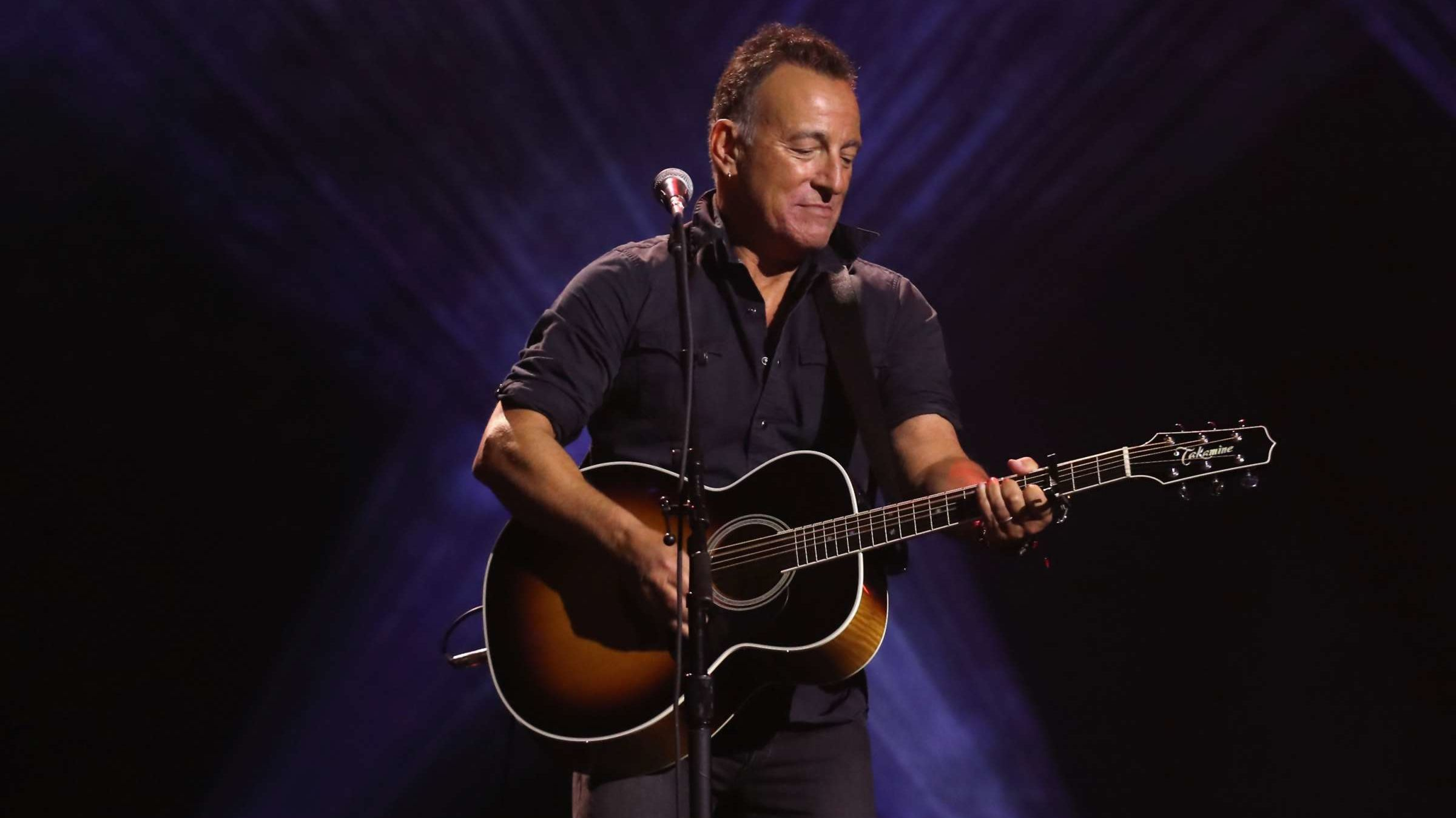 35 Facts About Bruce Springsteen