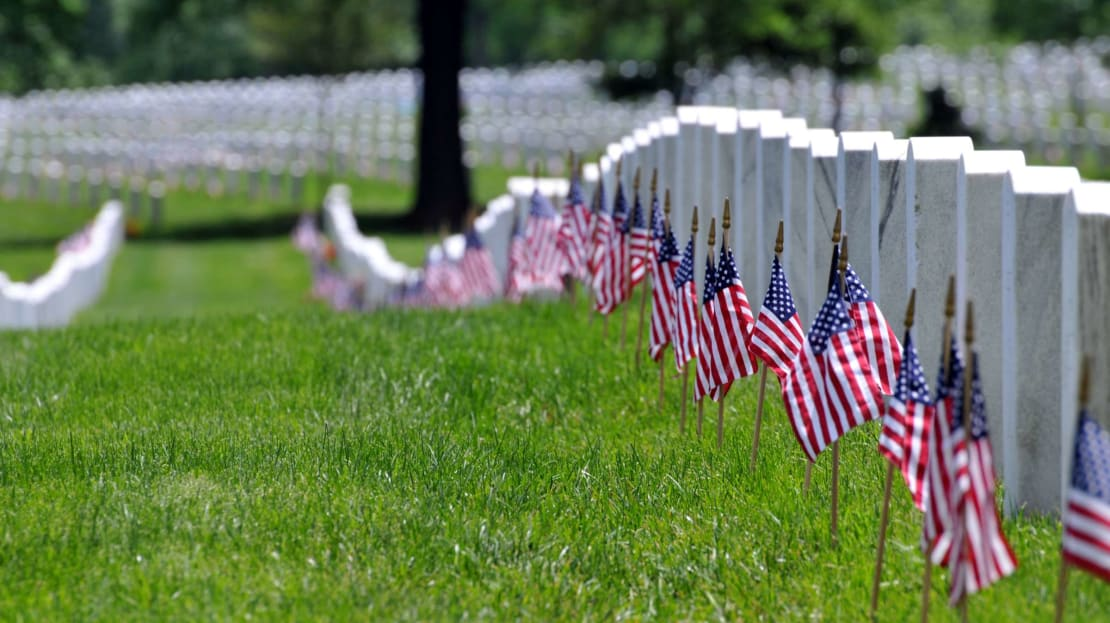 Americans were decorating the graves of fallen soldiers on Memorial Day long before it fell on a Monday.