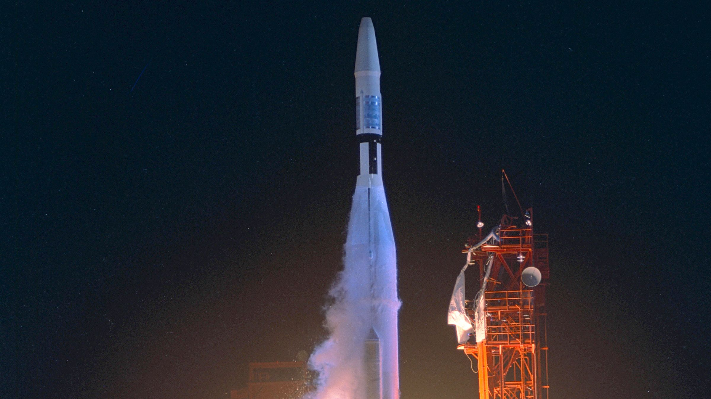 On This Day in 1962, NASA Launched and Destroyed Mariner 1