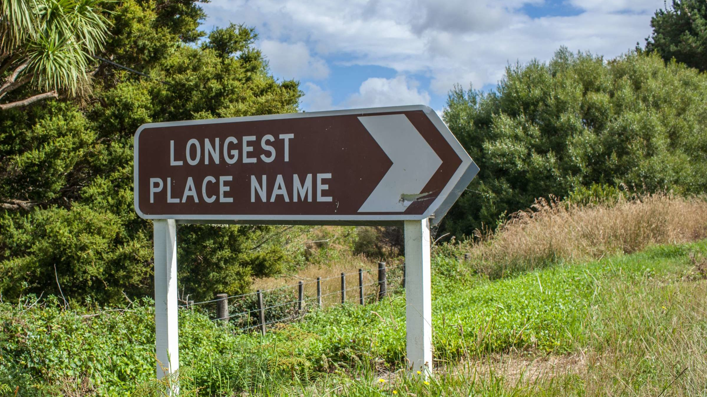 The 10 Longest Place Names in the World