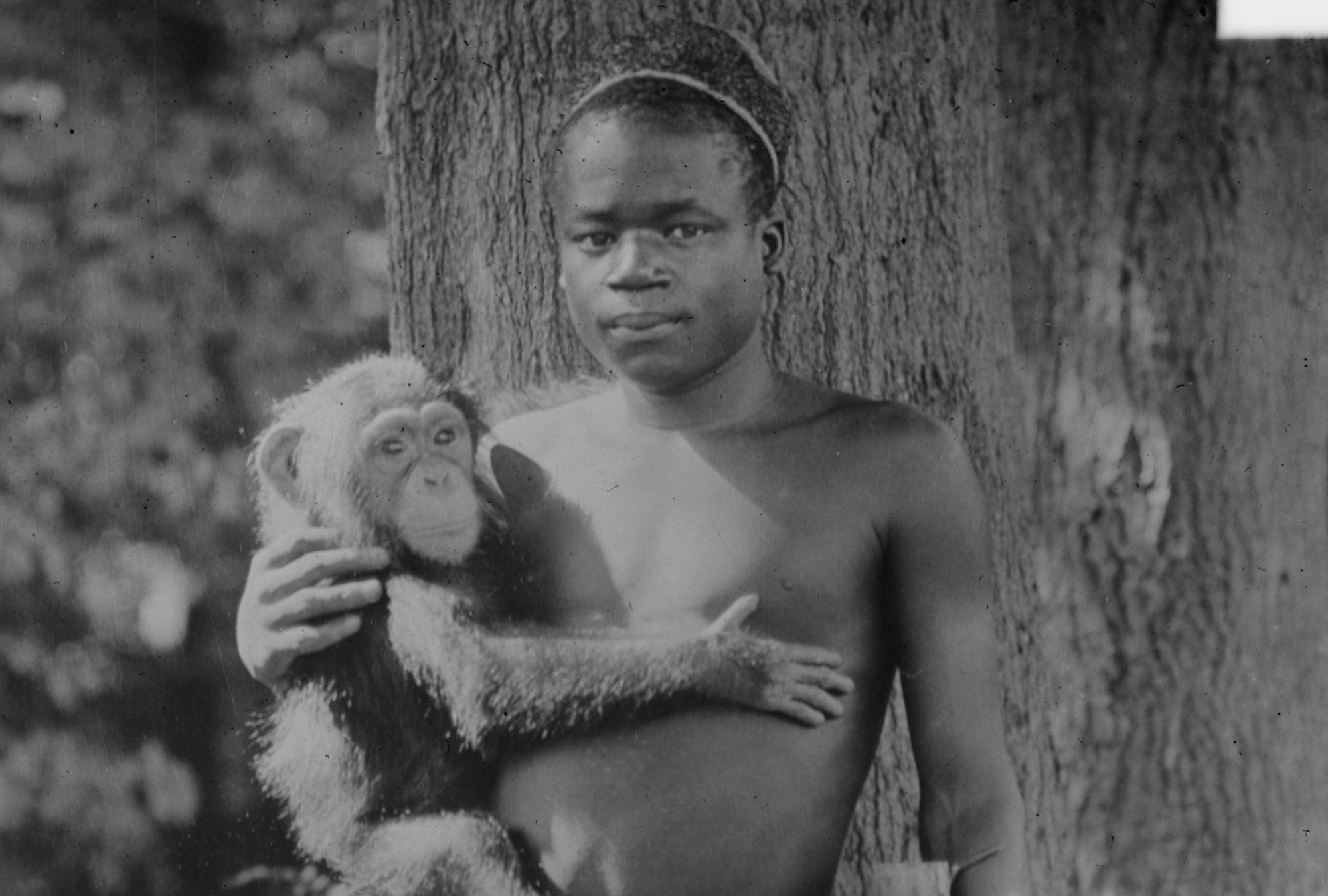 Ota Benga: The Black Man the Bronx Zoo Put on Display In 1906 ...
