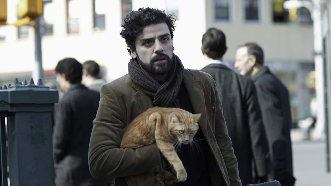 Oscar Isaac stars in Joel and Ethan Coen's Inside Llewyn Davis (2013).