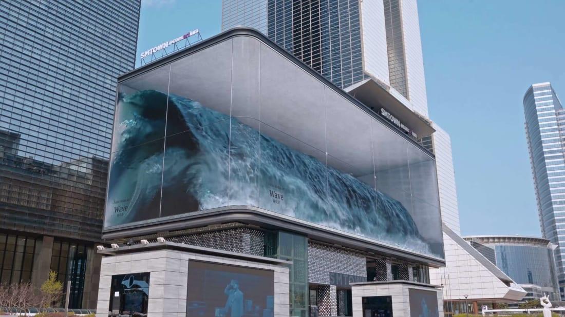 Essas ondas não encharcarão sua toalha de praia inesperadamente quando a maré subir.