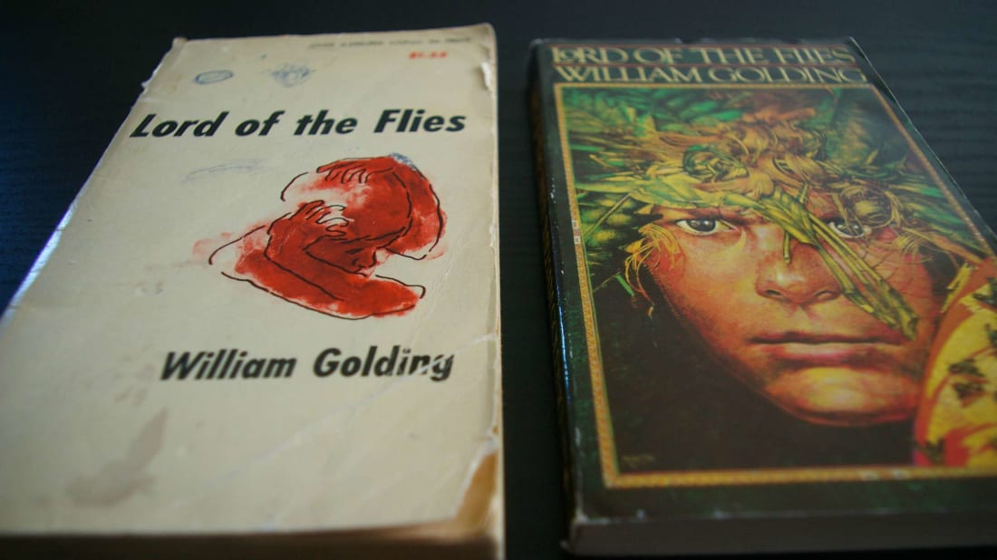 Initially, no one wanted to publish William Golding's novel, which would go on to become a staple of English class reading lists.