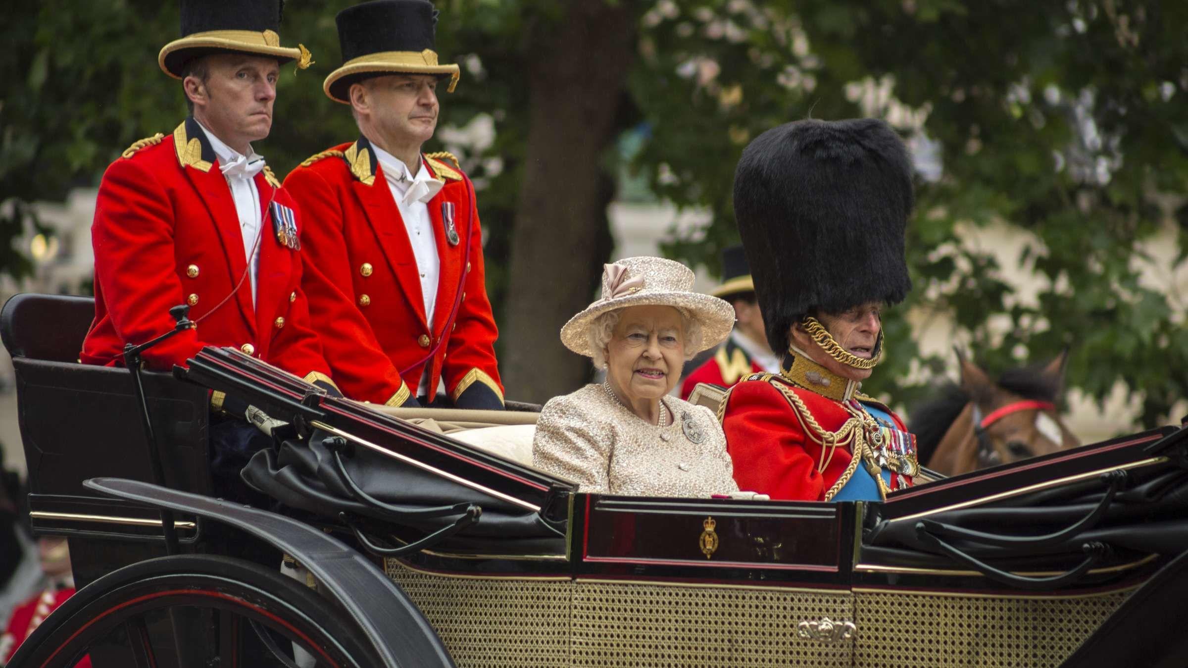 Queen Elizabeth II Is Quitting Fur