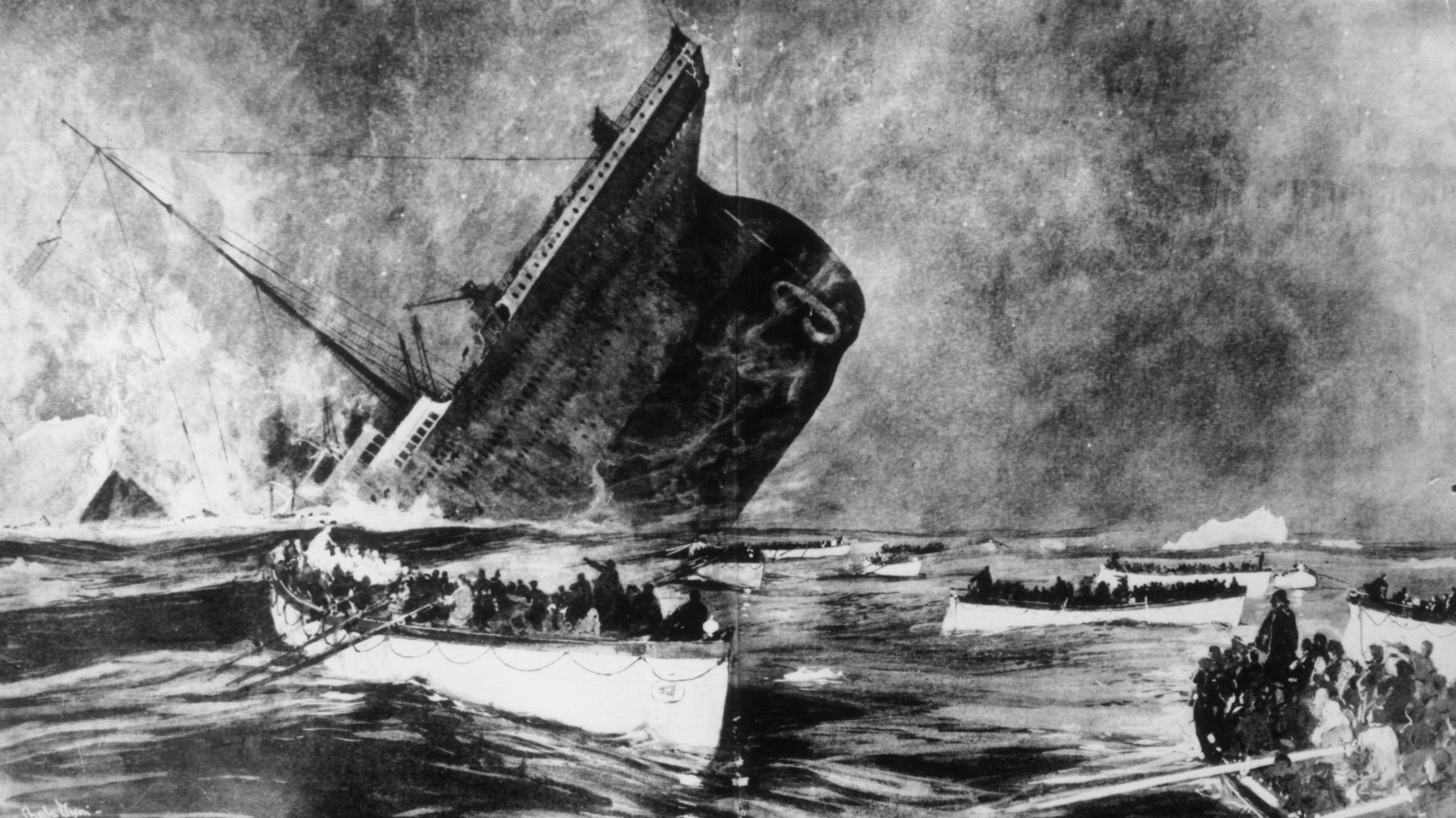 Watch <em>Titanic</em> Survivors Tell Their Stories in This Rare Video