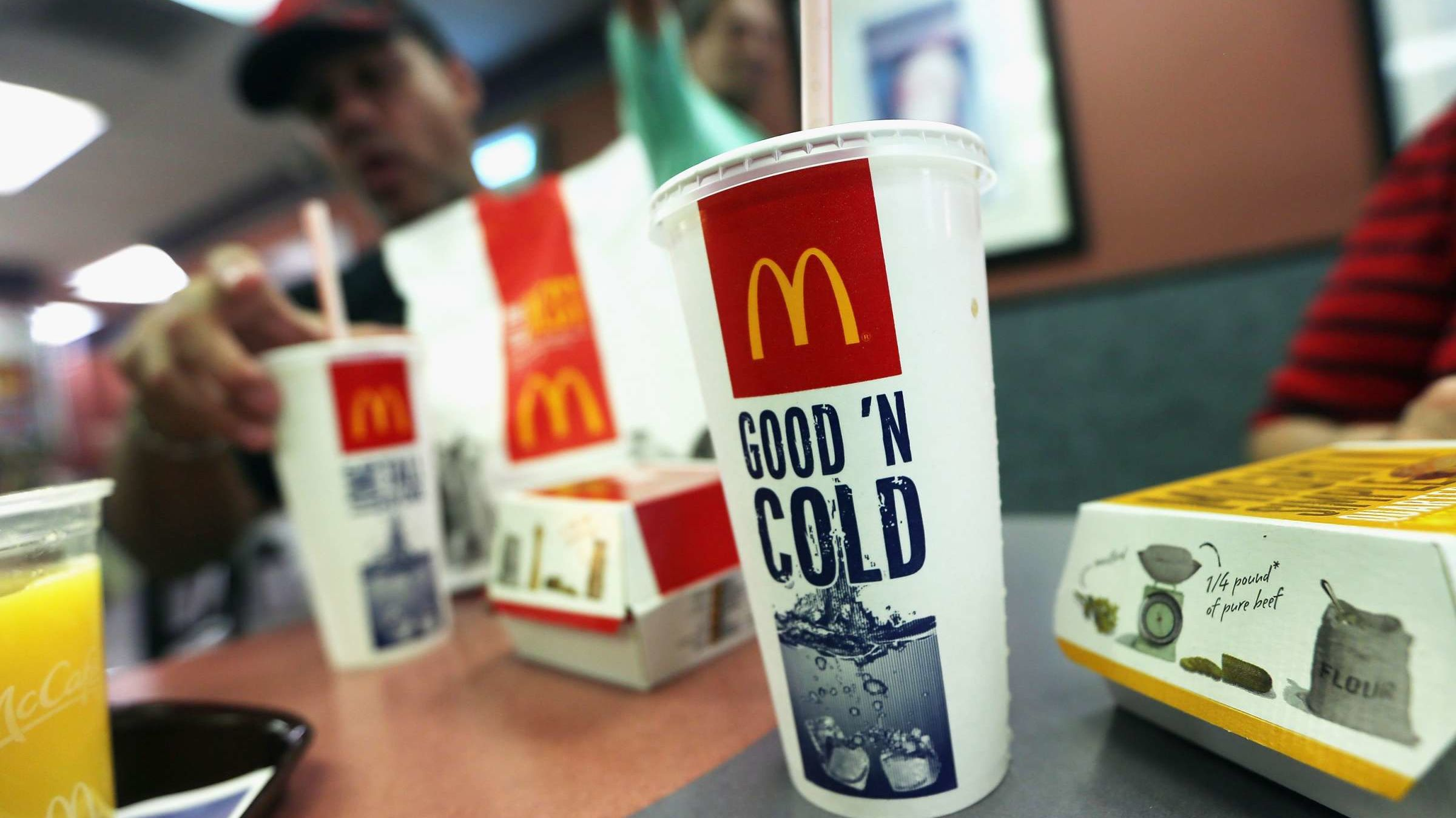 Here's Why the Coke at McDonald's Is So Good