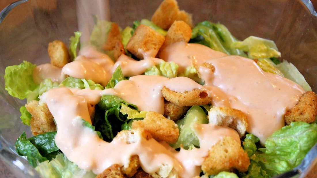 The common salad dressing has a contentious origin story.
