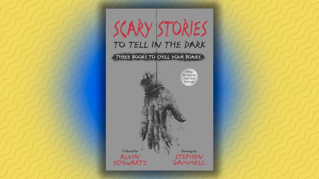 The tales in Scary Stories to Tell in the Dark have terrified kids for decades.