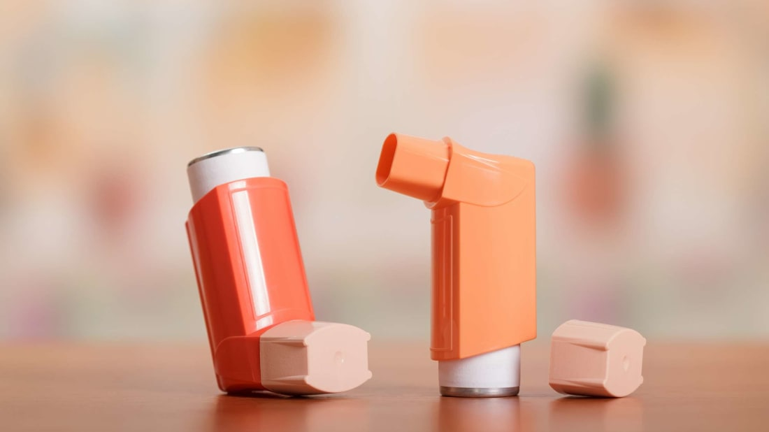 To some people with asthma, these albuterol inhalers are literal life-savers.