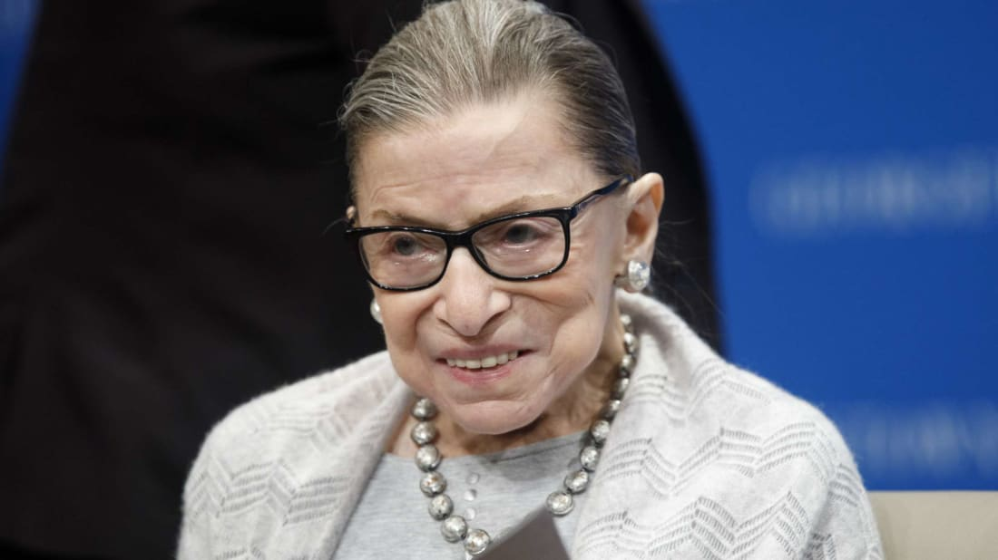Supreme Court Justice Ruth Bader Ginsburg has passed away at the age of 87.