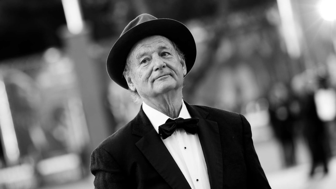 What unpredictable but awesome thing will Bill Murray do next?