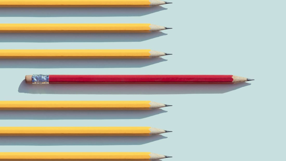 Pencils have a long evolutionary history.