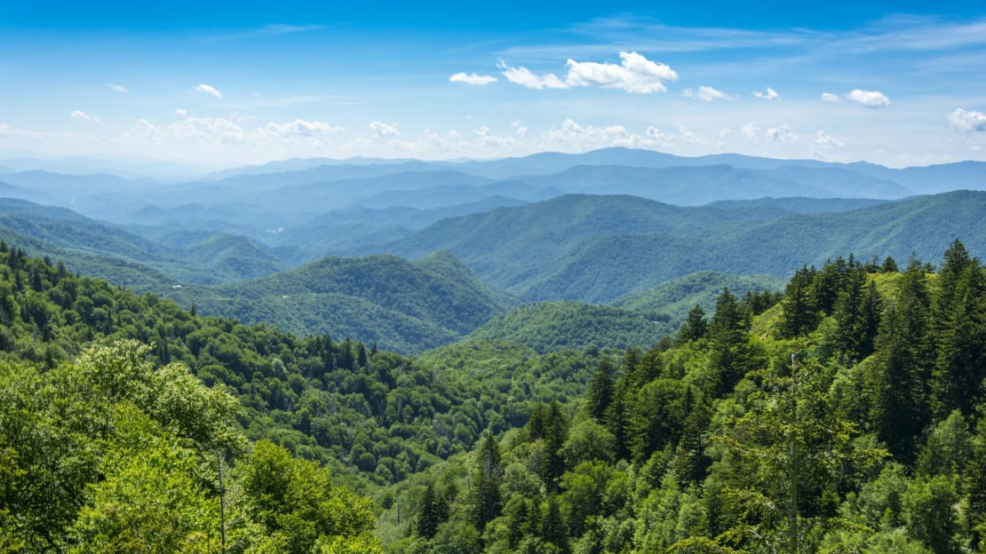 The Appalachian Mountains have a long, fascinating history.