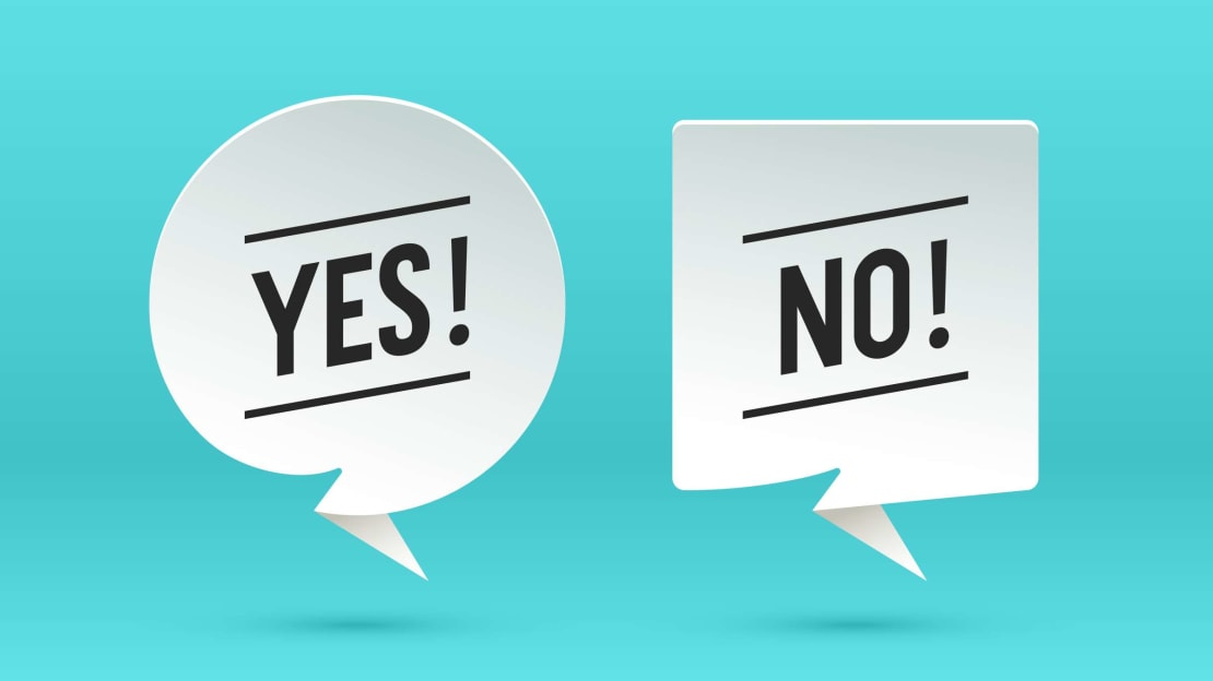 """""""Yes"""" and """"no"""" seem pretty essential, but not all languages use them."""