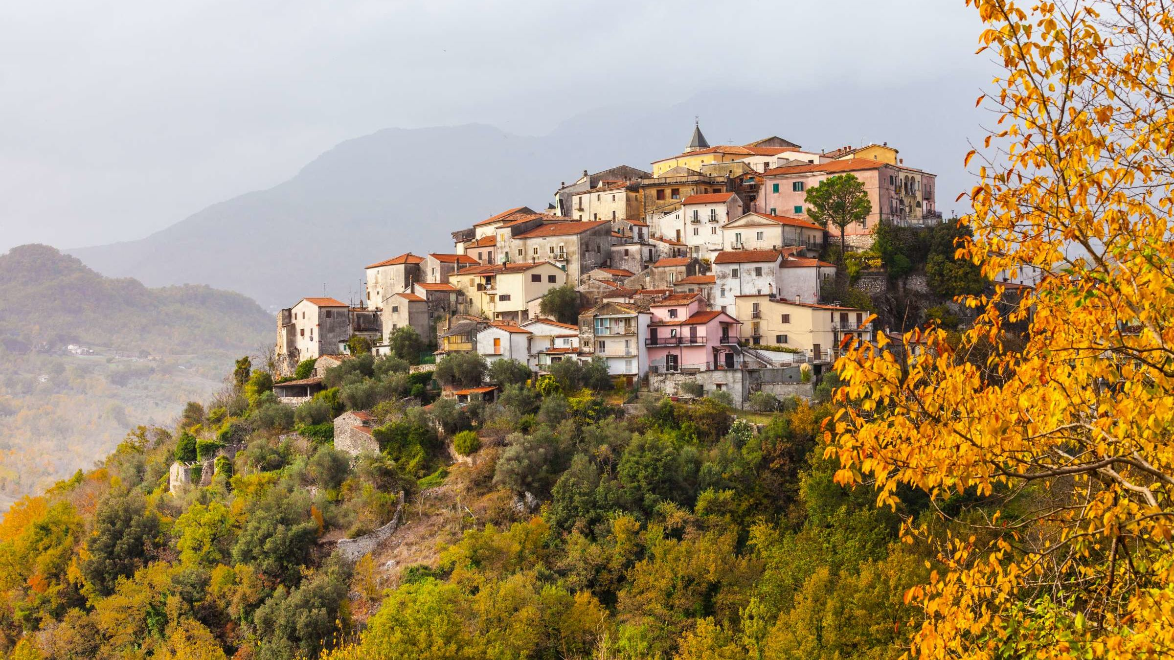 A Picturesque Region of Southern Italy Wants to Pay People $770 a Month to Move There