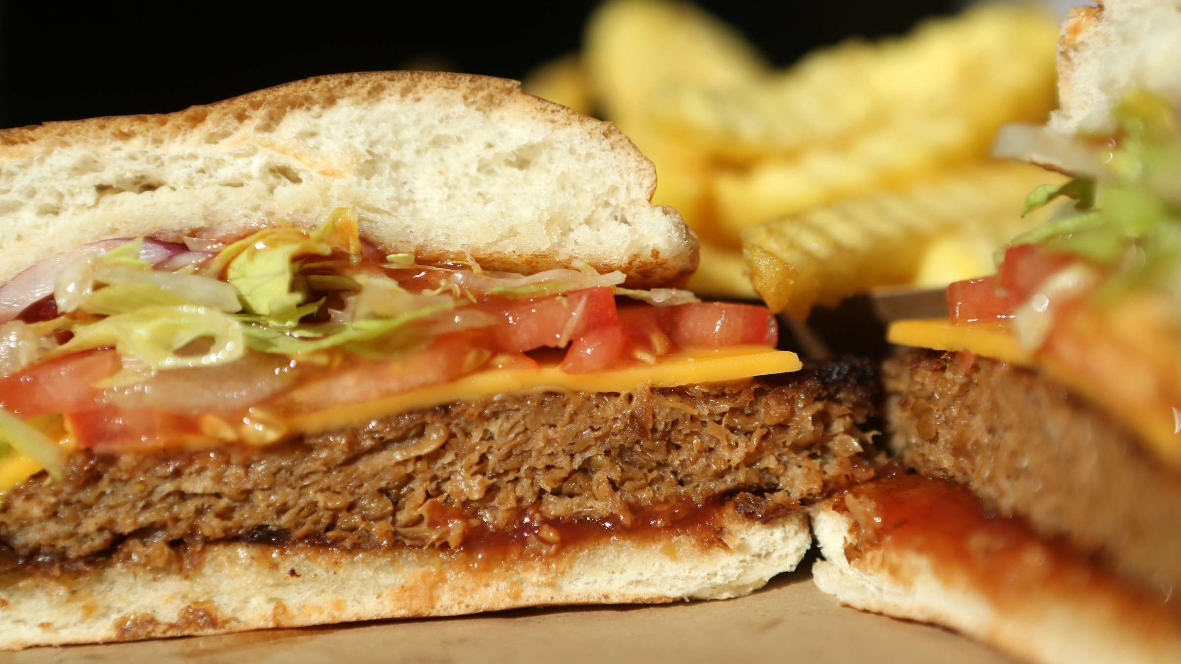 What Are Those Meatless, Plant-Based Burgers Actually Made Of?