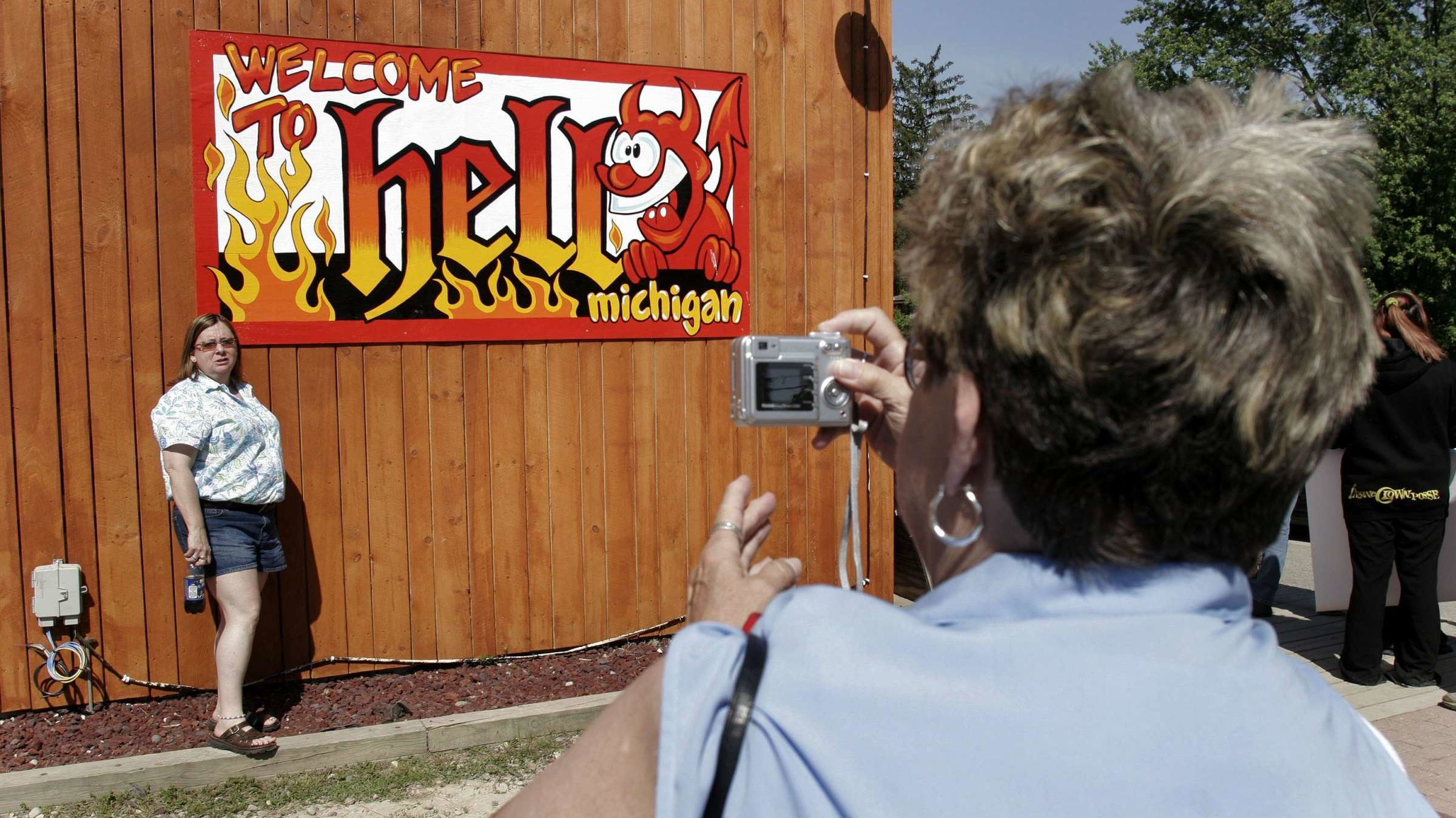 Want to Rule Hell for a Day? The Town of Hell, Michigan, Will Make You Mayor for $100