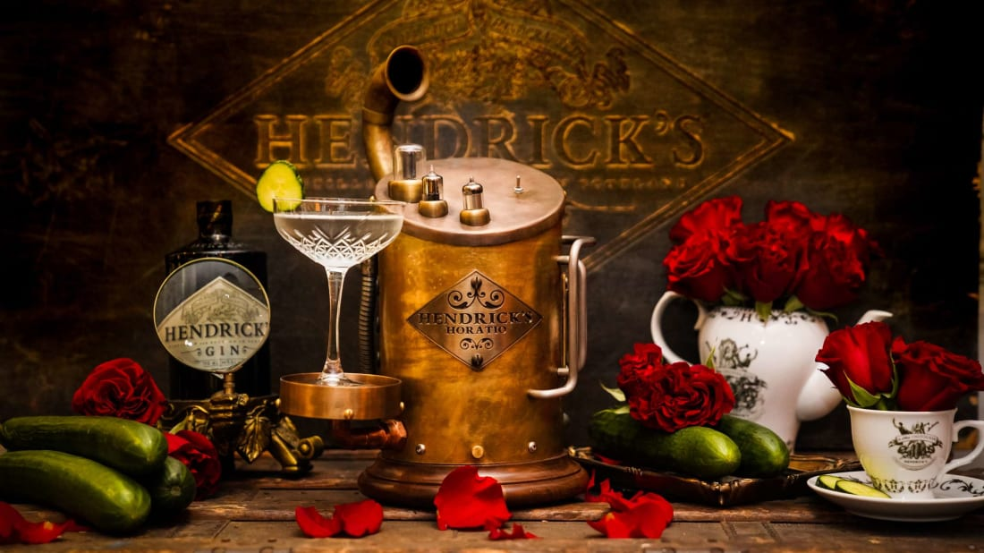 Meet Horatio, the Old-Timey 'Smart' Speaker From Hendrick's Gin