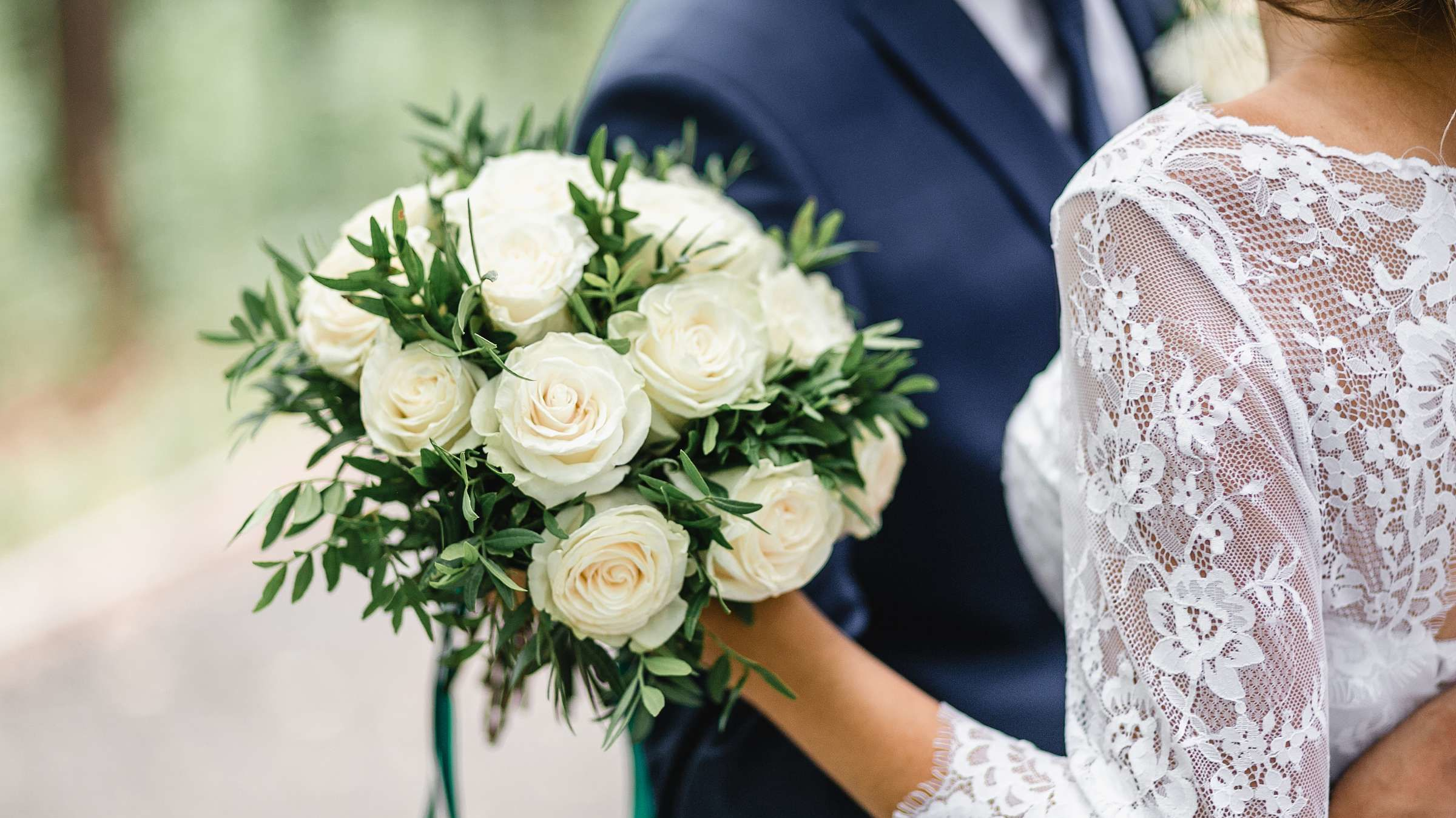 Why Do Brides Carry Bouquets?