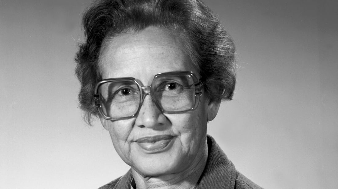 9 Fascinating Facts About Katherine Johnson | Mental Floss