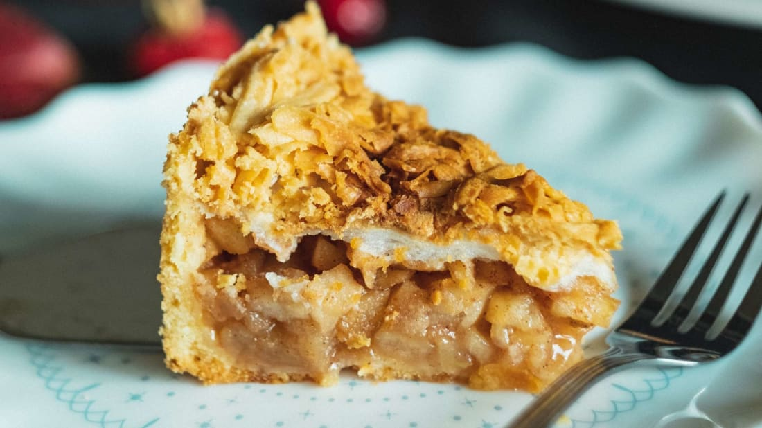 Apple pie isn't as American as you may think.