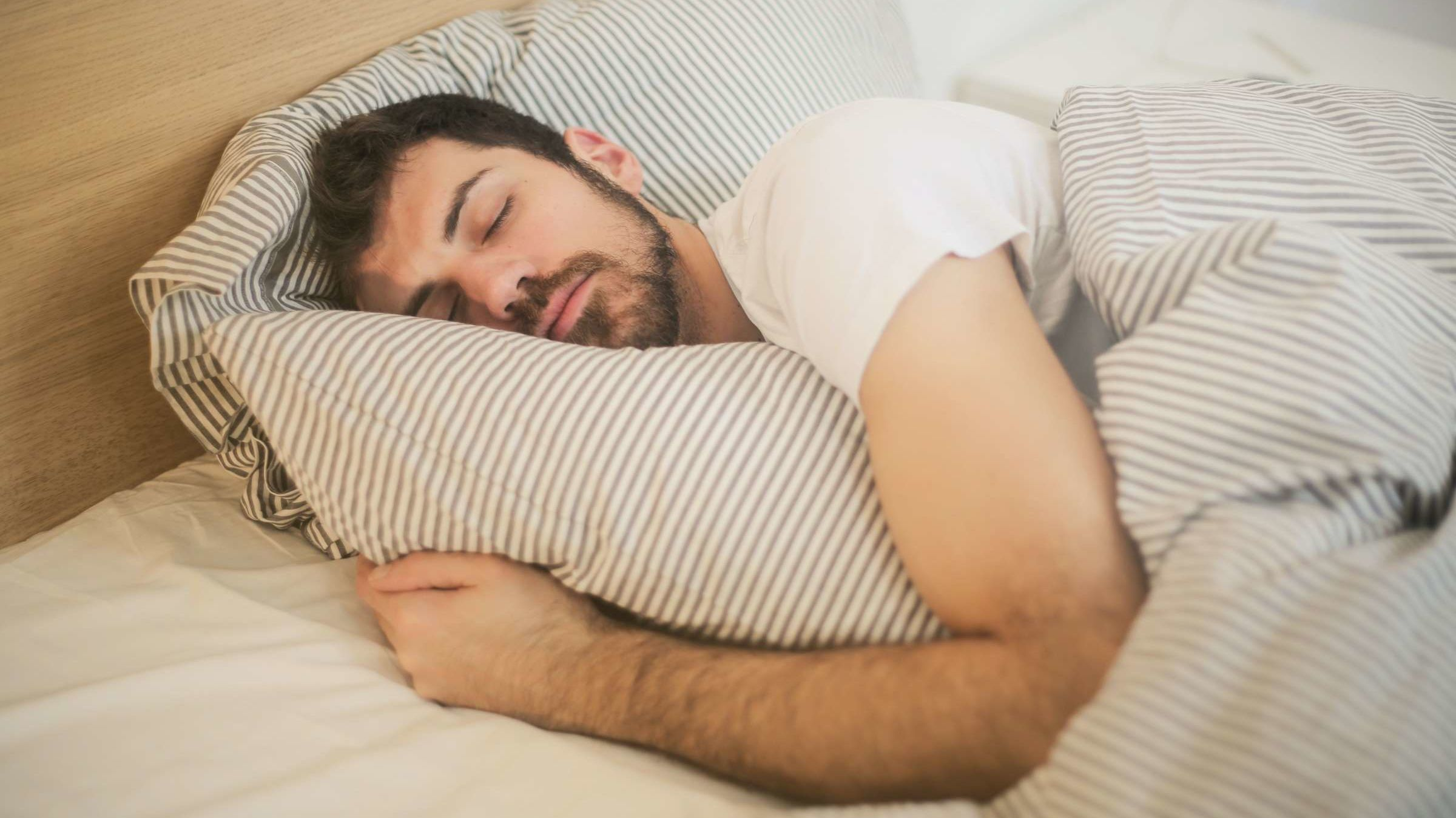 Want to Fall Asleep Faster? Try This Breathing Technique