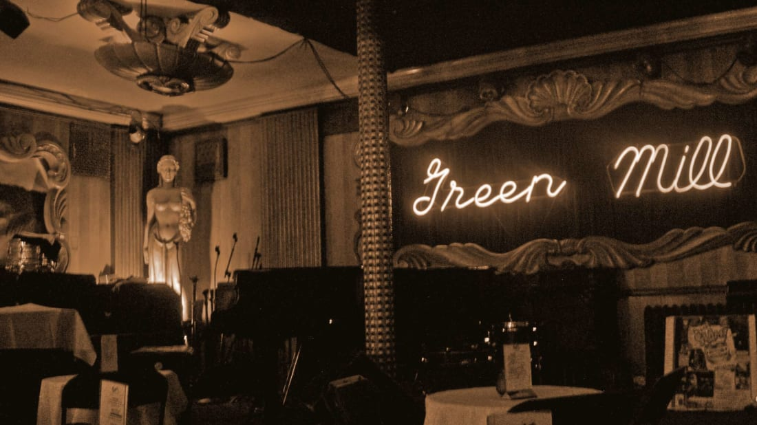 The tunnels around Chicago's Green Mill Lounge are rife with Prohibition lore.