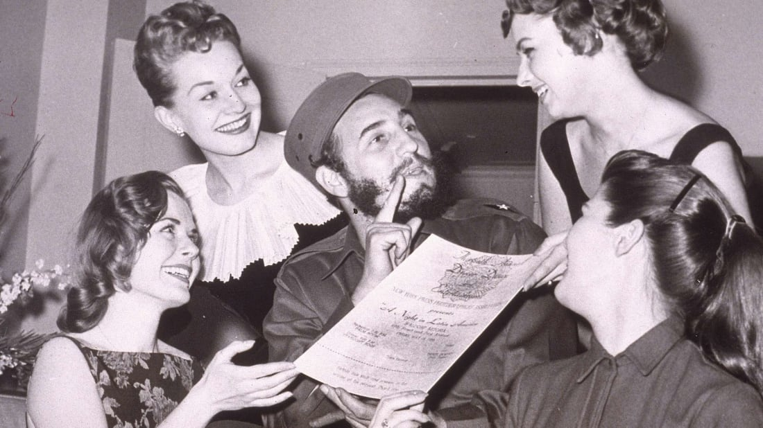 In the 1960s, Fidel Castro's beard became the target of a CIA plot.