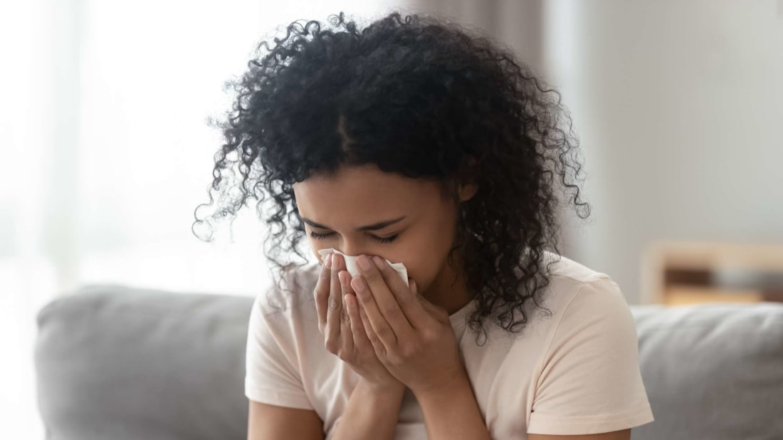 Vitamin C won't save you from the sniffles.