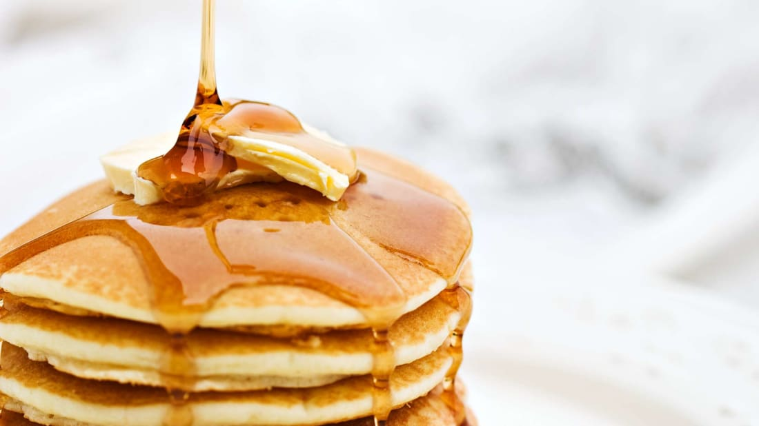What better way to celebrate National Pancake Day than with a free stack of IHOP's signature buttermilk pancakes?