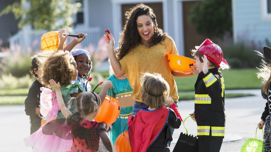 Make sure your trick-or-treaters come home happy this year.