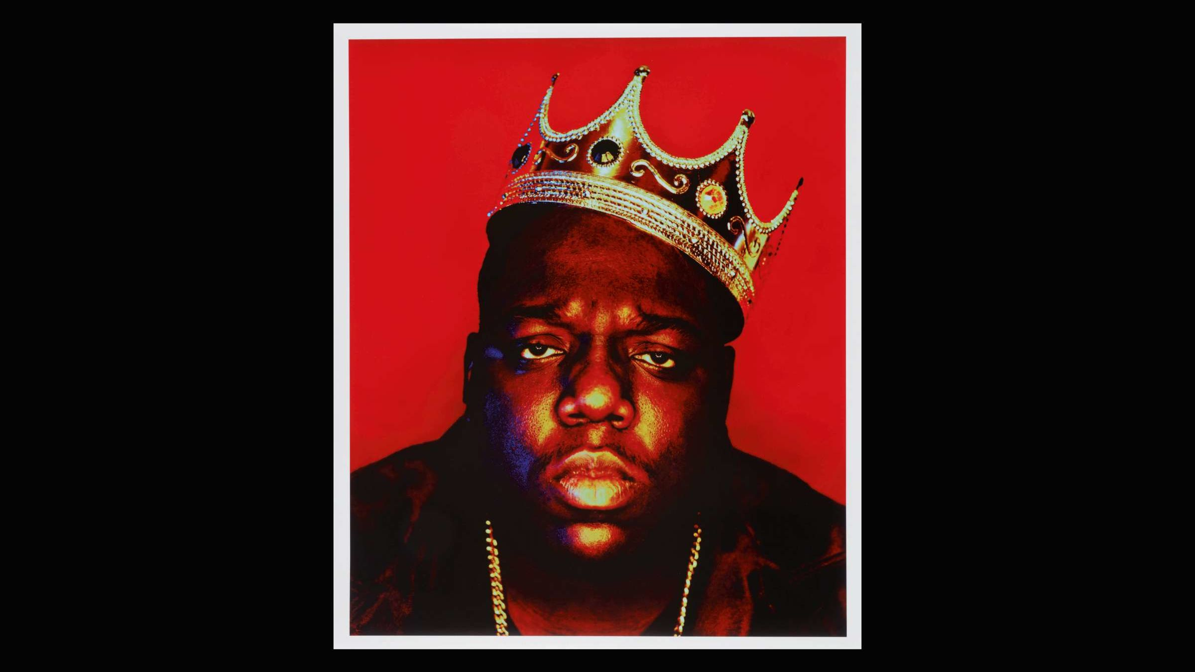 "The Notorious B.I.G.'s Iconic ""King of New York"" Crown Is Expected to Fetch More Than $200,000 at Auction"