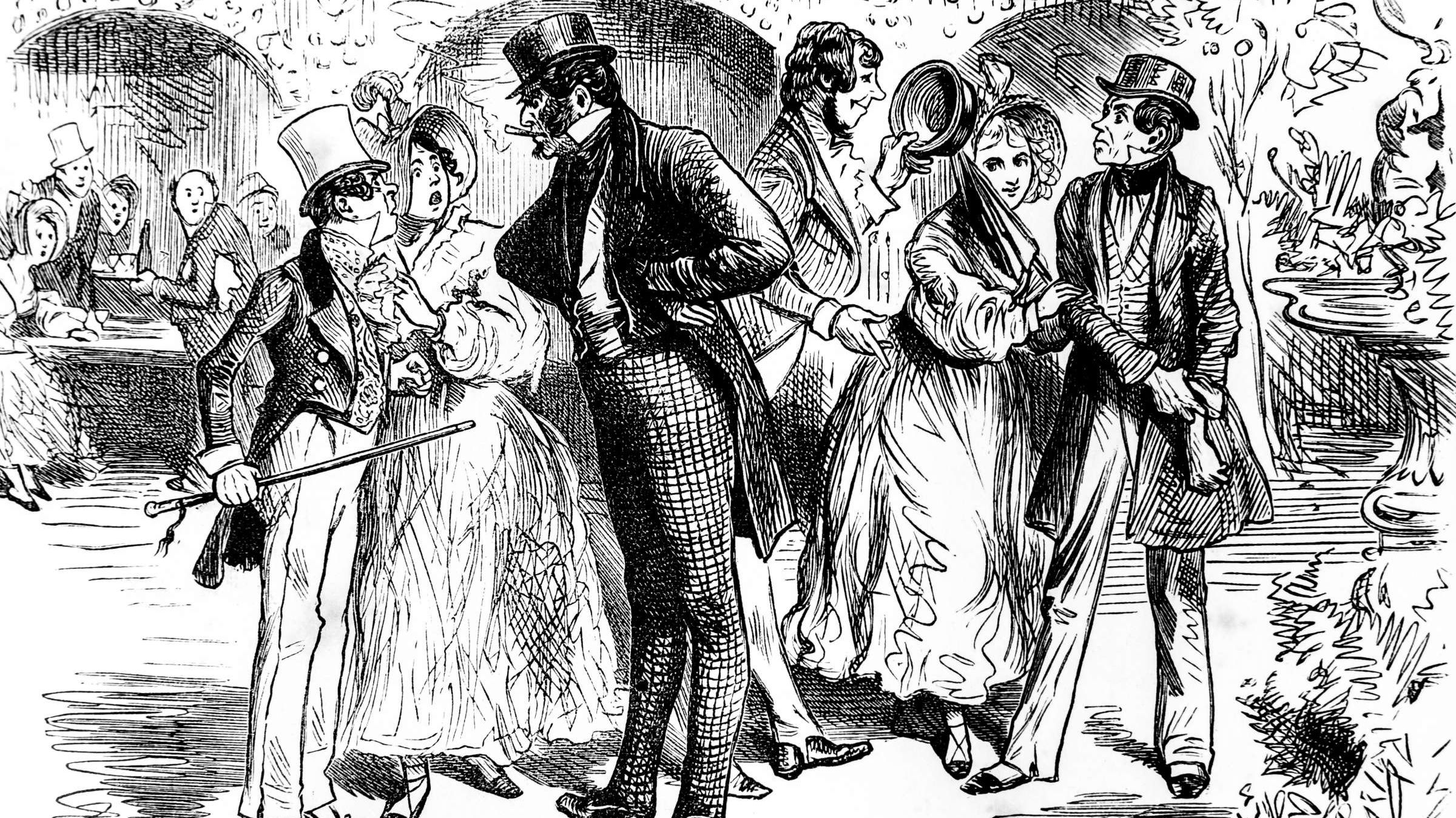 12 Old Fashioned Insults We Should Bring Back Mental Floss