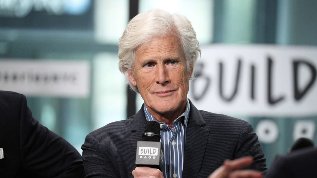 Keith Morrison discusses Dateline NBC in New York City.