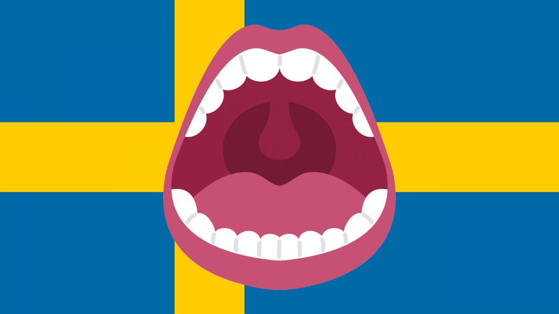 At 10 p.m. every night, some Swedish students get all their frustration out by screaming.
